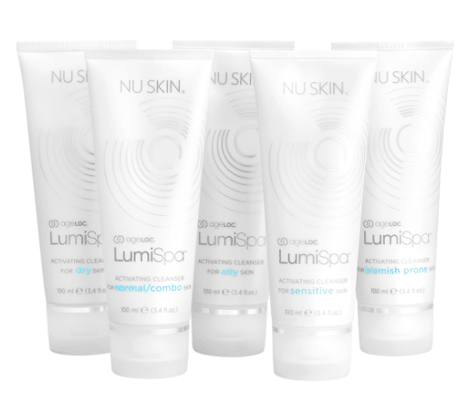 Lumispa Activating Cleanser unreine Haut Nuskin